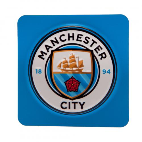 Manchester City F.C. Fridge Magnet SQ