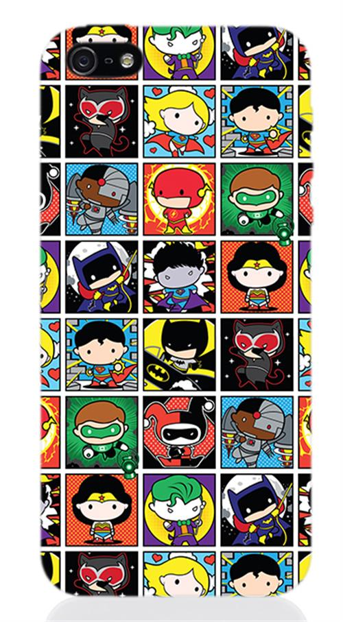 DC Comics Superheroes iPhone Cover 242505