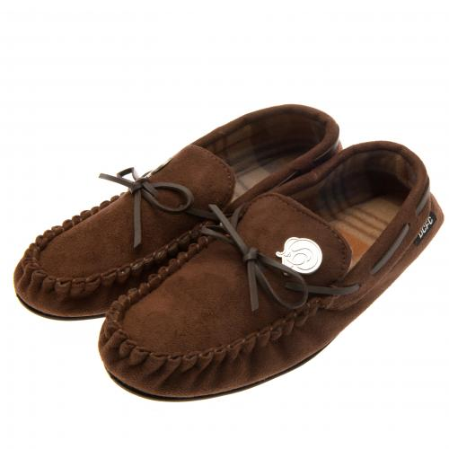 Derby County F.C. Moccasins Mens 7/8