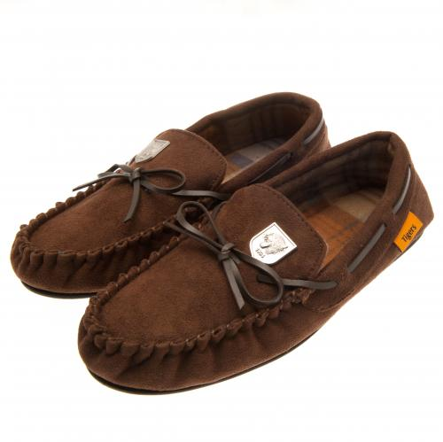 Hull City F.C. Moccasins Mens 9/10