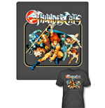 Thundercats T-Shirt Square Group
