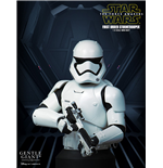 Star Wars Episode VII Bust 1/6 First Order Stormtrooper Deluxe MB 16 cm