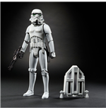 Star Wars Rogue One Force Tech Interactive Action Figure Stormtrooper 30 cm - English Version