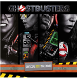 Ghostbusters Calendar 2017 *English Version*