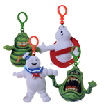 Ghostbusters Plushie Backpack Hangers Assortment (12)