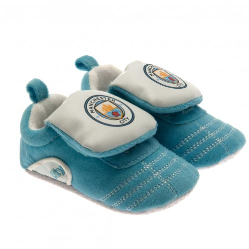 Manchester City F.C. Boot Crib 9/12