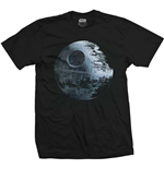 Star Wars Men's Tee: Death Star