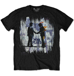 Pink Floyd Men's Special Edition Tee: Wish You Were Here Painting