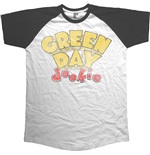 Green Day Men's Raglan Tee: Dookie