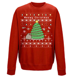 Pusheen Sweatshirt Christmas Tree