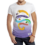 "ADVENTURE TIME - ""i Love Food SUBLIMATION"" - Unisex T-shirt Multicol"
