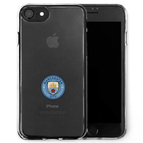 Manchester City F.C. iPhone 7 TPU Case