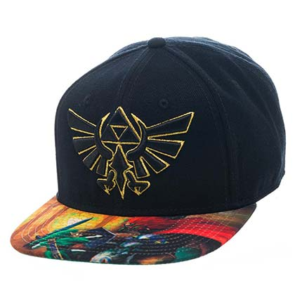 LEGEND OF ZELDA Sublimated Bill Hat