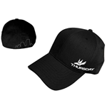 Thursday - Black Fitted Cap With Dove