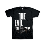 The Evil Within, Black Text at front