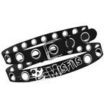Misfits- Women's Belt With Giant Grommet