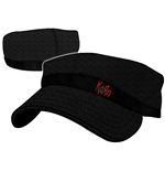 Korn - Fabric Fitted Embroidered Cadet