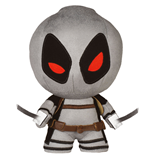 Marvel Fabrikations Plush Figure Deadpool X-Force Variant 15 cm