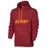 2016-2017 Galatasaray Nike Core Hoody (Pepper Red) - Kids