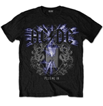 AC/DC Men's Tee: Electric