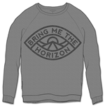 Bring Me The Horizon Men's Sweatshirt: Eye
