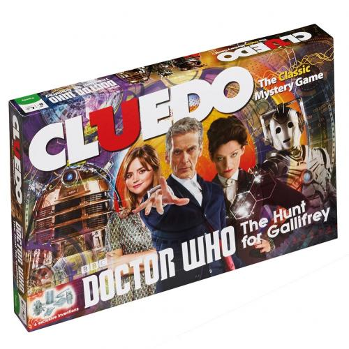 Doctor Who Edition Cluedo