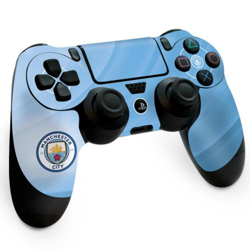 Manchester City F.C. PS4 Controller Skin