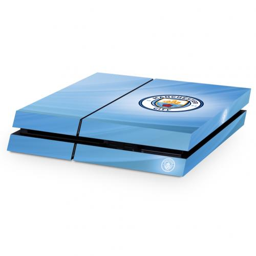 Manchester City F.C. PS4 Console Skin