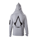 Assassin's Creed - Double Layered Hoodie with Crest Logo