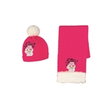 Daisy Duck Scarf and Cap Set 244048