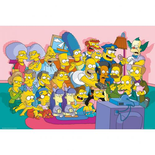 The Simpsons Poster 276