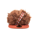 Star Wars - Chewbacca Snapback With Fur And Patch Artwork
