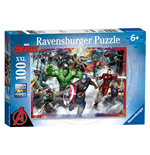 The Avengers Puzzles 244487