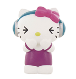 Hello Kitty Mini Figure Hello Kitty Music 6 cm