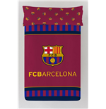 Barcelona FC fleece blanket FUTM06