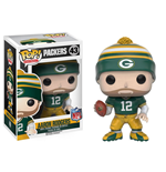 NFL POP! Football Vinyl Figure Aaron Rodgers (Packers) 9 cm