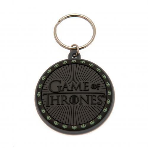 Game Of Thrones Keyring Logo
