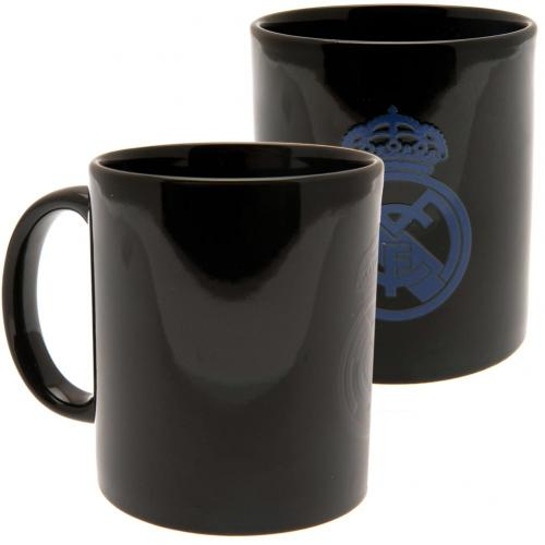 Real Madrid F.C. Heat Changing Mug