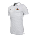 2016-2017 AS Roma Nike Authentic League Polo Shirt (White)