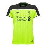 2016-2017 Liverpool Third Ladies Football Shirt