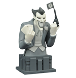 Batman The Animated Series Bust Almost Got 'Im Joker Black & White SDCC 2016 Exclusive 15 cm