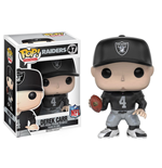 NFL POP! Football Vinyl Figure Derek Carr (Raiders) 9 cm