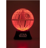 Star Wars Episode VII Acrylic Table Light Death Star 18 cm