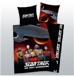 Star Trek Duvet Set TNG 135 x 200 cm / 80 x 80 cm