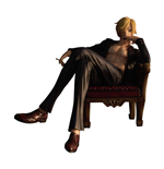 One Piece Excellent Model P.O.P SOC Statue 1/8 Sanji 14 cm