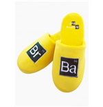 Breaking Bad Slippers Elements