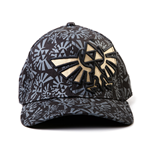 Zelda - All Over Print Flex Cap with Golden Patch
