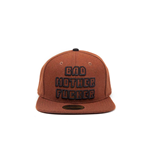 Miramax - Pulp Fiction Snapback With Embroided Bad Mother Fucker Logo