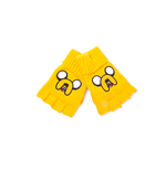 Adventure Time - Jake Fingerless Gloves