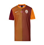 2016-2017 Galatasaray Home Nike Supporters Tee